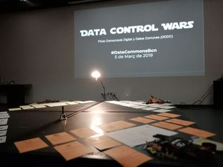 Fotos - Data Control Wars - Mobile Week Barcelona